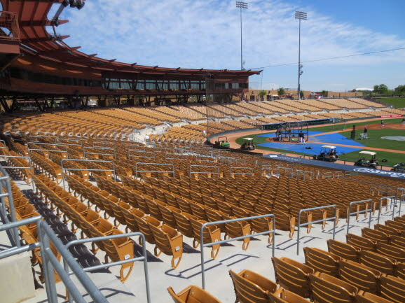 AZ Cactus League - Camelback Ranch